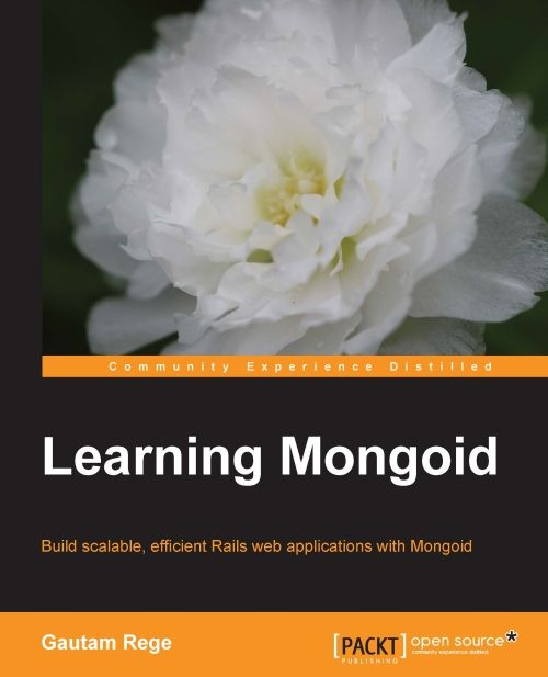 Learning Mongoid - Gautam Rege